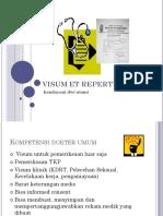 Visum Et Repertum 2016