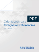 Citacoes e Referencias