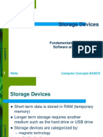 4 Storage Devices