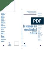 Los presupuestos de la responsabilidad civil en el código civil y comercial de la nación Argentina