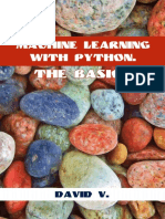 Machine Learning With Python - The Basics