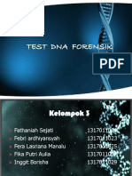 Test Dna Forensik