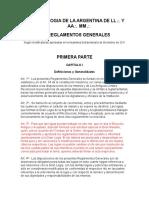 Reglamentos Generales de La Gran Logia Reforma Dic 2011 (1).Doc-1