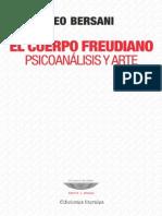 El cuerpo freudiano [Leo Bersani].pdf