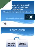 integrandolapsicologadeportivayelcoachingdeportivo-120514045003-phpapp01
