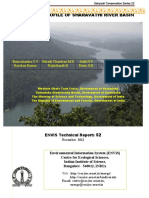 (Report) Ecological Profile of Sharavathi River Basin