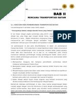 Rencana Dann Skenario Transportasi Batam