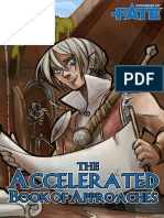 The Accelerated Book of Approaches