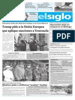 Edición Impresa El Siglo 27-09-2017