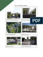 Fuentes en La Primer y Segunda Sección Del Bosque de Chapultepec (Autosaved)