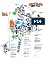 Campus Map Printable