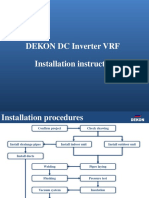 dc inverter vrf installation instruction.pdf