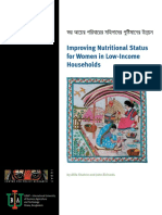 Improving Nutritional Status for Women in Low-Income Households