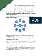 Automatización en La Manufactura Definición Tarea de Lucio