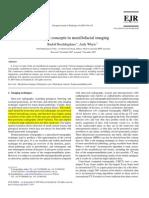 Current Concepts in Maxillofacial Imaging
