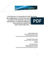 Alfredo Munoz Alarcon-Análisis de La Consistencia Del Trazado de Carreteras Convencionales Mediante El Empleo de Sistemas de Información Geográfica
