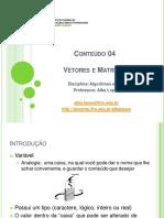 03 - Vetores e Matrizes - IFMG - mto bom.pdf