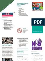 Detengamos El Bullying (1)