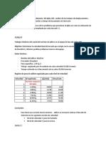 Medición de Caudal Del Aditivo -Alpha 100