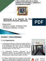 Proyecto Gestion Procesos APJ