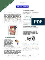 Artritis Septica - PLUS Medica