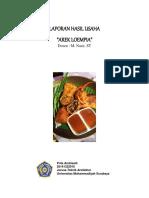 Proposal Bisnis Makanan Pdf Ilmusosial Id