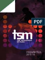 Tsm Prospectus 2015 16