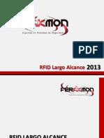 RFID Largo Alcance 2013
