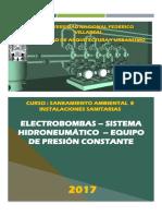 Electrobombas – Sistema Hidroneumático – Equipo de Presión