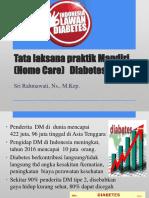 Tata Laksana Praktik Mandiri (Home Care) DM