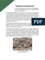 Inestigacion Rocas