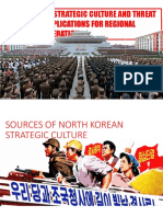 North Korea_s Strategic Culture and Threat Perception