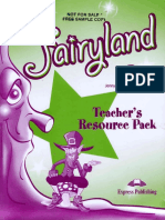 Jenny Dooley, Virginia Evans.-fairyland 3 _ Teacher's Resource Pack