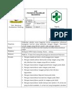 8.1.5.5 SOP Pelabelan Reagen