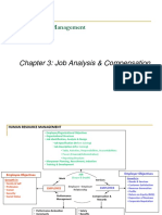 3 Job Analysis, Compensation