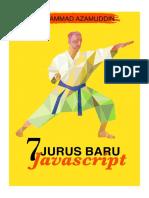 7 Jurus Baru Javascript