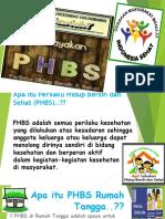 Aktivitas Fisik PHBS