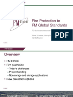 04 Fire Protection to FM Global Standards