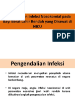 DINKES Pencegahan Infeksi Pada Bayi Yang Dirawat Di NICU Few