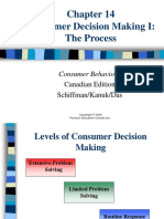 Consumer Decision Making1