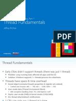 Downloads_advanced .Net Threading, Part 1 - Fundamentals