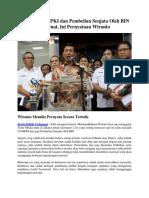 Masalah G30SPKI Dan Pembelian Senjata Oleh BIN Mencuat, Ini Pernyataan Wiranto