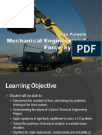 2. Force System