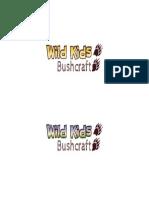 Wild Kids Bushcraft Concepts 01