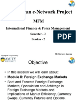 IFFM Session Two