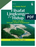 Filsafat Lingkungan Hidup