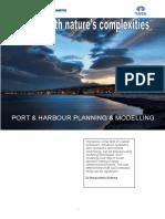 Port Harbour Planning Modelling