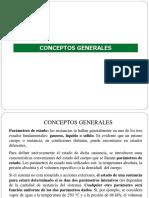 Conceptos Generales, Comp Vapor