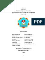RINGKASAN Laporan Pkl Rsud Arifin Achmad