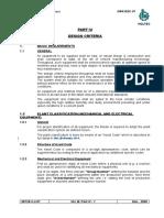 Holtec Design Criteria